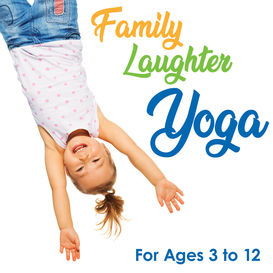 family laughter yoga