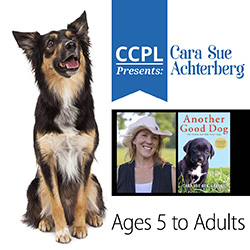 Another Good Dog with author Cara Sue Achterberg