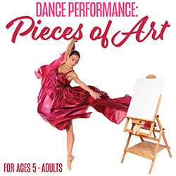 Dance Performance: Pieces of Art