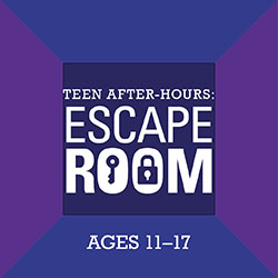 teen after-hours escape room