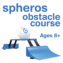 Spheros Obstacle Course