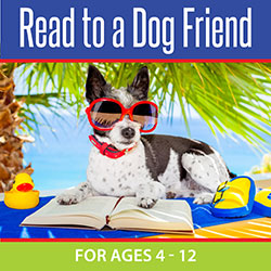 Read to a Dog Friend