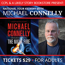 Michael Connelly: National Tour Kickoff