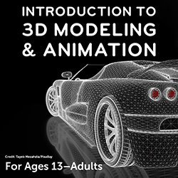 Introduction to 3D Modeling & Animation