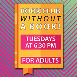 Book Club Without a Book!