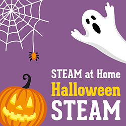 STEAM at Home: Halloween STEAM