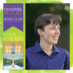 Diverse Voices Book Club: Gender Queer