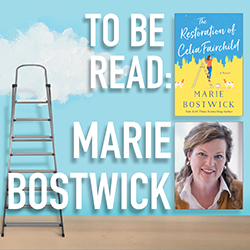 To Be Read: Marie Bostwick