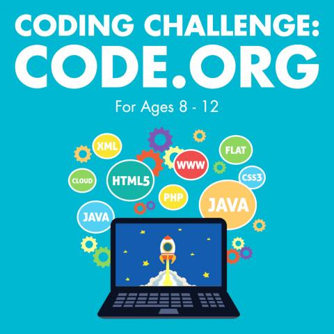 Coding Challenge: Code org | Carroll County Public Library