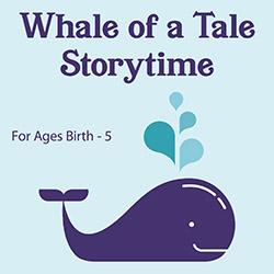 Whale of a Tale Storytime