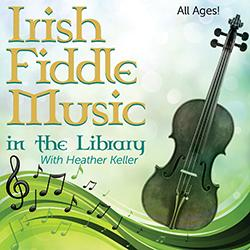 Irish Fiddle Music in the Library