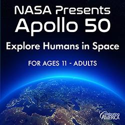 NASA Presents Apollo 50: Explore Humans in Space