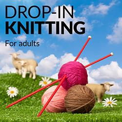 Drop-In Knitting
