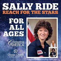 Sally Ride: Reach for the Stars