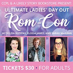 ROM-CON: Ultimate Ladies' Day Out