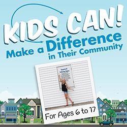 Kids Can! Make a Difference in Their Community