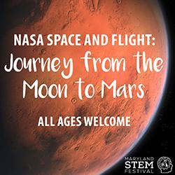 NASA Space and Flight: Journey from the Moon to Mars