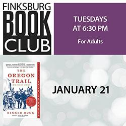 Finksburg Book Club: The Oregon Trail