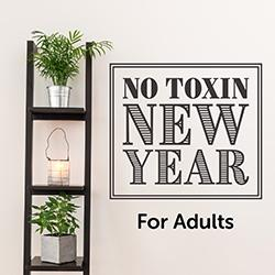 No Toxin New Year