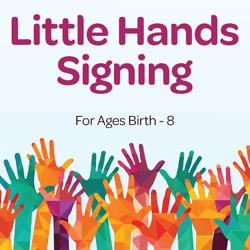Little Hands Signing: Summer Signs