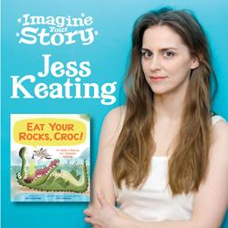 Imagine Your Story: Jess Keating