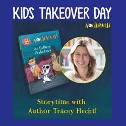 Kids Takeover Day: The Nocturnals Storytime