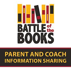 Battle of the Books: Parent and Coach Information Sharing