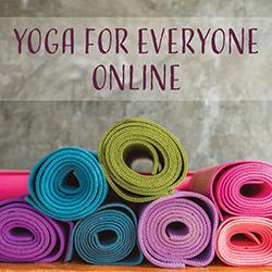 Yoga for Everyone Online